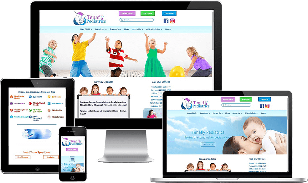 Pediatric Website