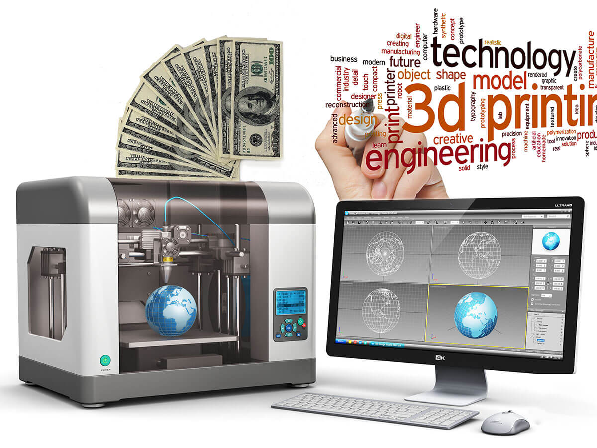 Make Money 3D Printing Entrepreneur