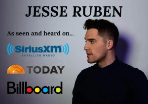 Jesse Ruben NYC Singer Songwriter