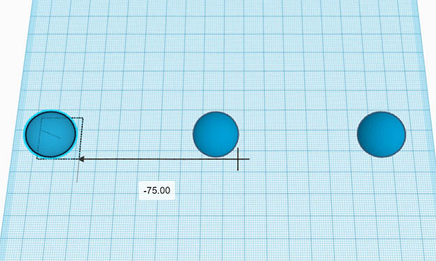Tinkercad Circular Pattern Assessment