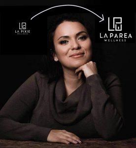 La Pixie to La Parea Rebrand